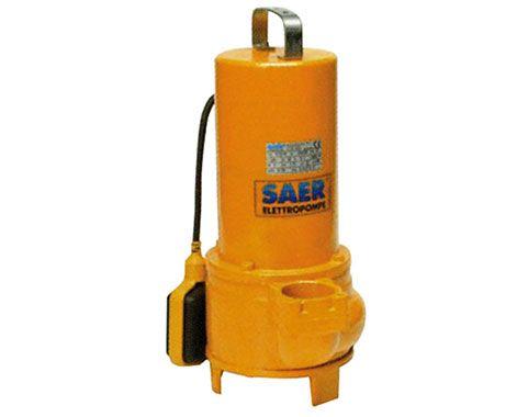 bomba para aguas residuales tex