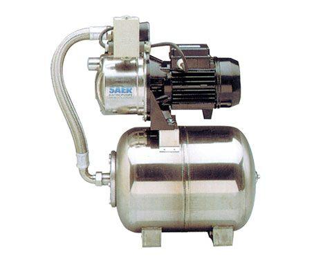 equipos de presión de agua domésticos
